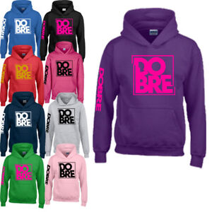 MARCUS LUCAS YOUTUBER MUSIC LOVERS KIDS BOYS GIRLS TOP DOBRE BROTHERS HOODIE