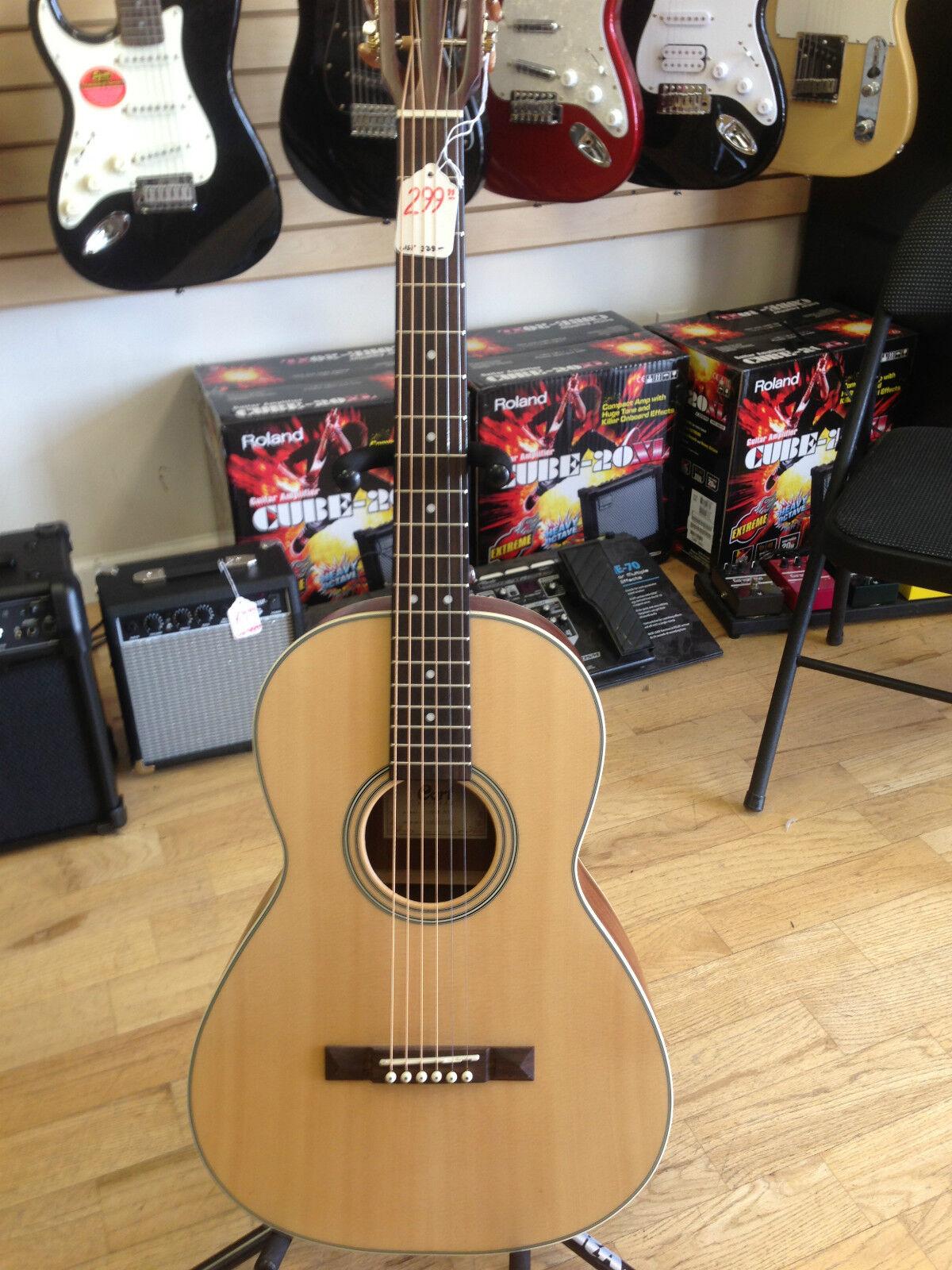 Cort L100P NS Acoustic Guitar