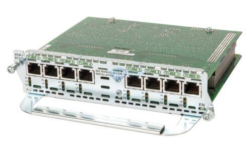 Cisco NM-ATM-8T1 Networking Module