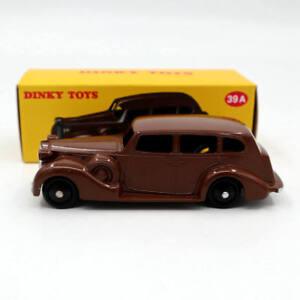 Atlas-1-43-Dinky-Toys-39a-Packard-eight-sedan-DeAgostini-DIECAST-Toys-car-models