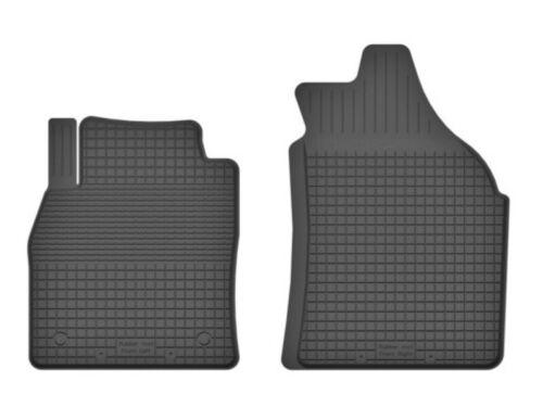Gummimatten für Nissan Micra IV K13 Bj und Beifahrermatte AJt 2010-2016 Fahrer