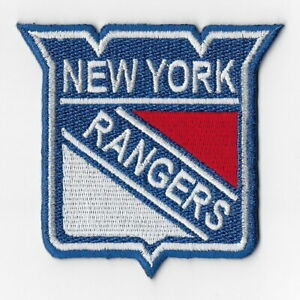 NHL-New-York-Rangers-Iron-on-Patches-Embroidered-Patch-Applique-Badge-Sew-Emblem