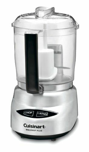 Cuisinart Mini-Prep Plus 4-Cup Food Processor Fashionable Fit For Any Kitchen