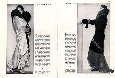 Atelier d'Ora-Benda Wien Modefotographie  Essay-& Photo-Collage c.1930