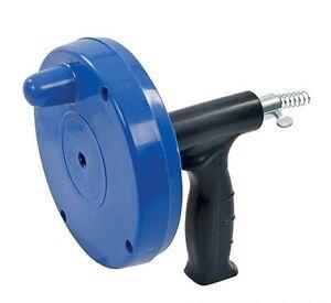 Rohrreinigungswerkzeug-maschine-Rohrreinigungsgeraet-Reinigungsspirale-395010