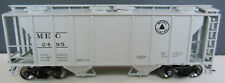 MAINE CENTRAL RR PS-2 COVERED HOPPER BY ATLAS TRAINMAN DETAILED /& READY TO RUN