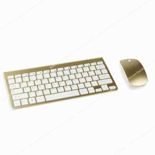 Wireless MINI Mouse and Keyboard Set for I-Mac A1311 Computer GD HS