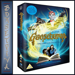 GOOSEBUMPS-COMPLETE-COLLECTION-SEASONS-1-2-3-amp-4-BRAND-NEW-DVD