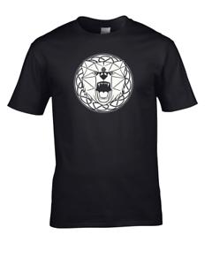 Men/'s T-Shirt Norse Bear Viking War Beast
