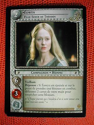 FARAMIR CARTE CARD LOTR SDA SEIGNEUR DES ANNEAUX LORD OF THE RINGS TCC JCC