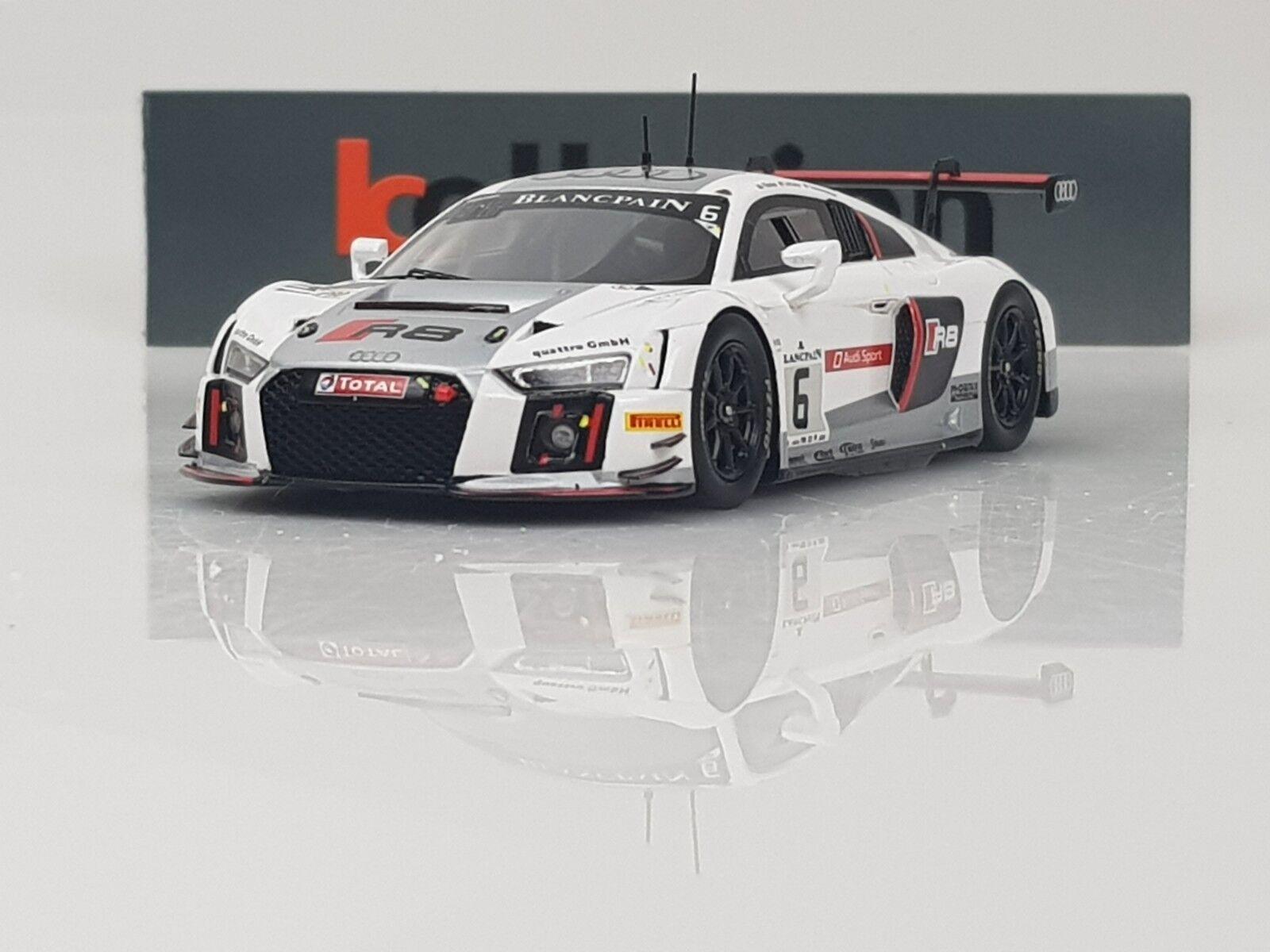 SPARK SB105 Audi R8 LMS n.6 Phoenix Racing 24H Spa 2015 1.43 NB