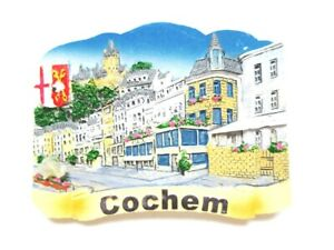 Cochem-Mosel-Magnet-Polyresin-Souvenir-Germany-460