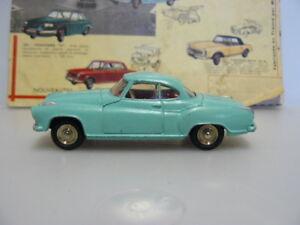 Dinky Toys Ancien Voiture Borgward Isabella Coupe Ts Référence 549