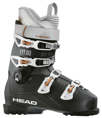 Head Edge LYT 80 W Womens Ski Boots Black//Copper 2020