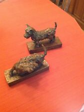 Edith B. Parsons.Bronze Sculptures