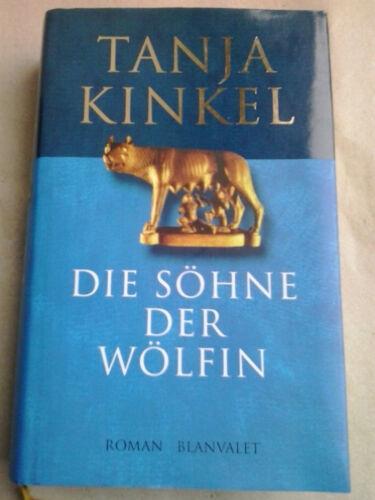 1 von 1 - Tanja Kinkel: Die Söhne der Wölfin - gebundene Ausgabe