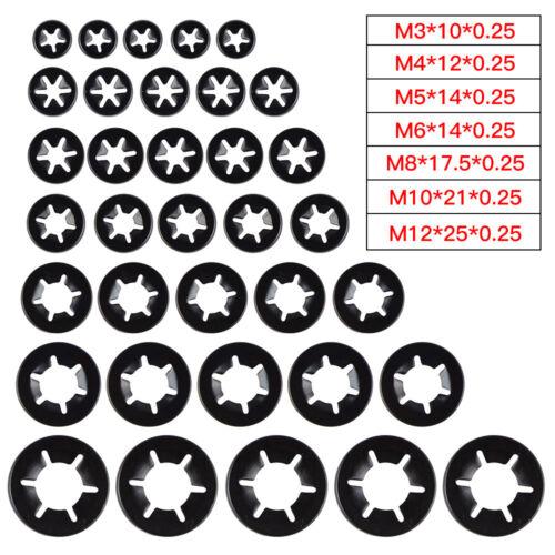 M3 M4 M5 M6 M8 M10 M12 Washer Gasket Repair Tool Kit 65 Mn Steel Universal Push