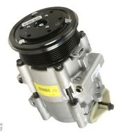 Ford Crown Victoria 92-93 A/c Compressor W/ Clutch Premium Aftermarket