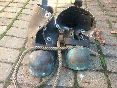 Russian NAVY diver/'s rubber Boots Diving Helmet NOT USED