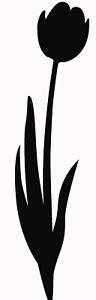 Tulip Pochoir A4//A5//A6
