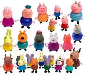 Peppa Wutz Kinderbesteck 4-teilig Peppa Pig Peppa Schorsch George Mama Wutz Papa