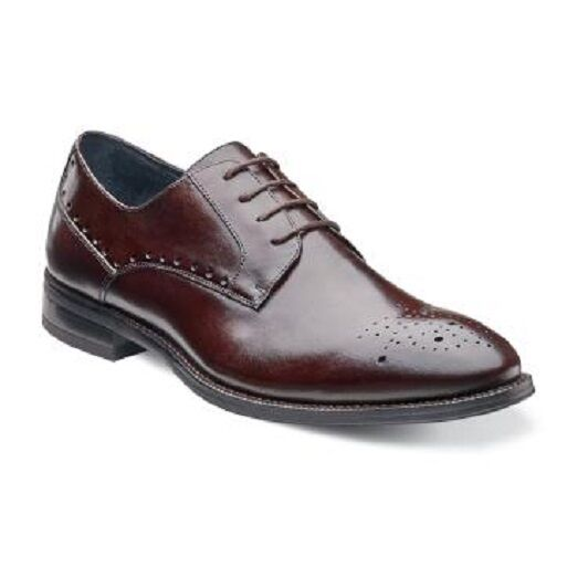 Stacy Adams Uomo shoes Kendrick Brown  Pelle Medallion Toe Oxford Oxford Toe 24991-200 51a56c