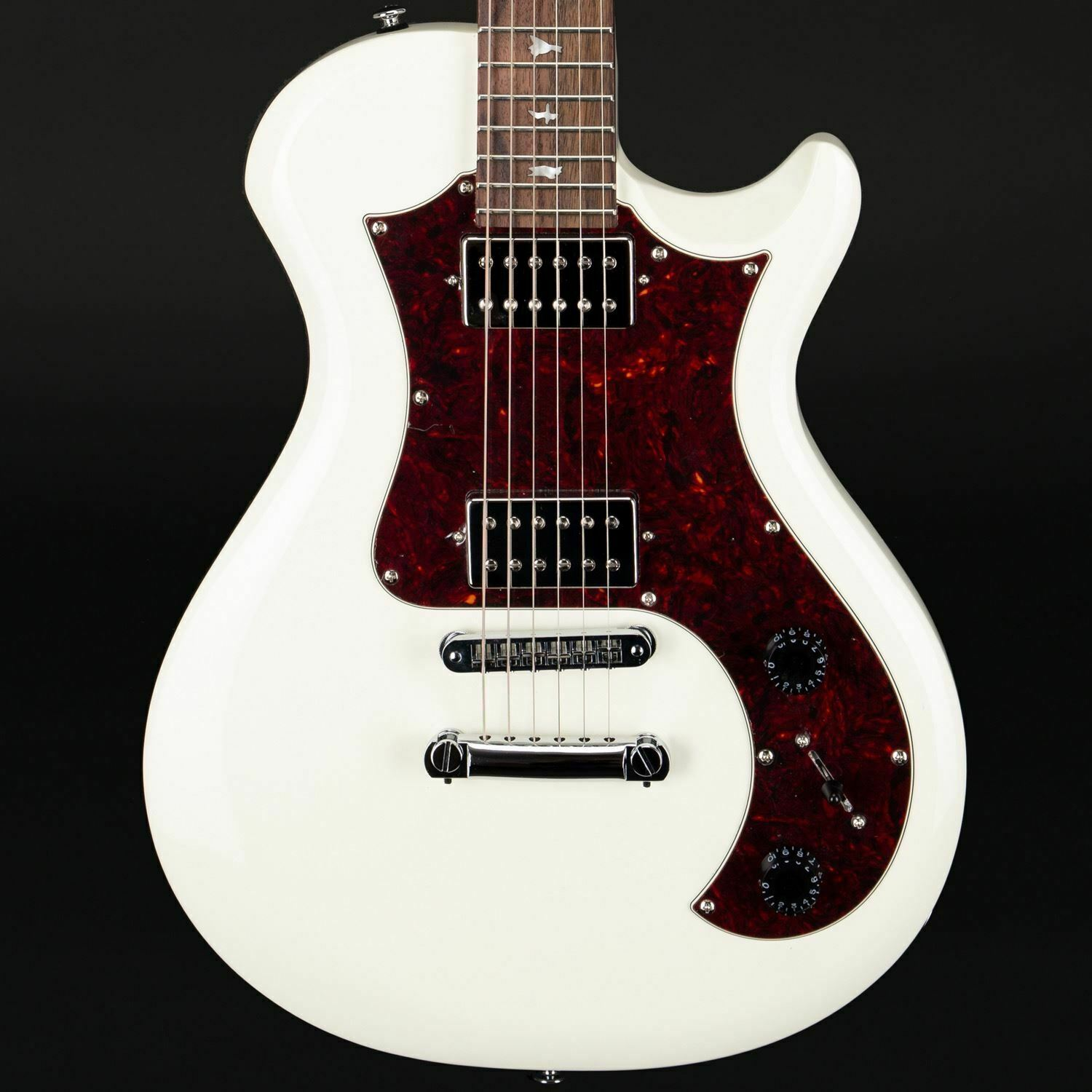 PRS SE Starla Stoptail in Antique Weiß