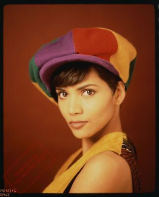 20 24 inch by 36 inch Hollywood Art Photo Poster HALLE BERRY Poster