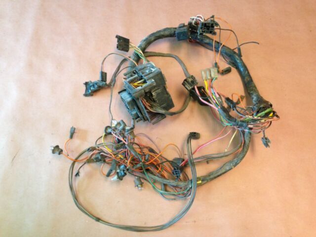 Jeep Cj Under Dash Wire Harness Cj7 Cj8 Wiring Amc 83 84