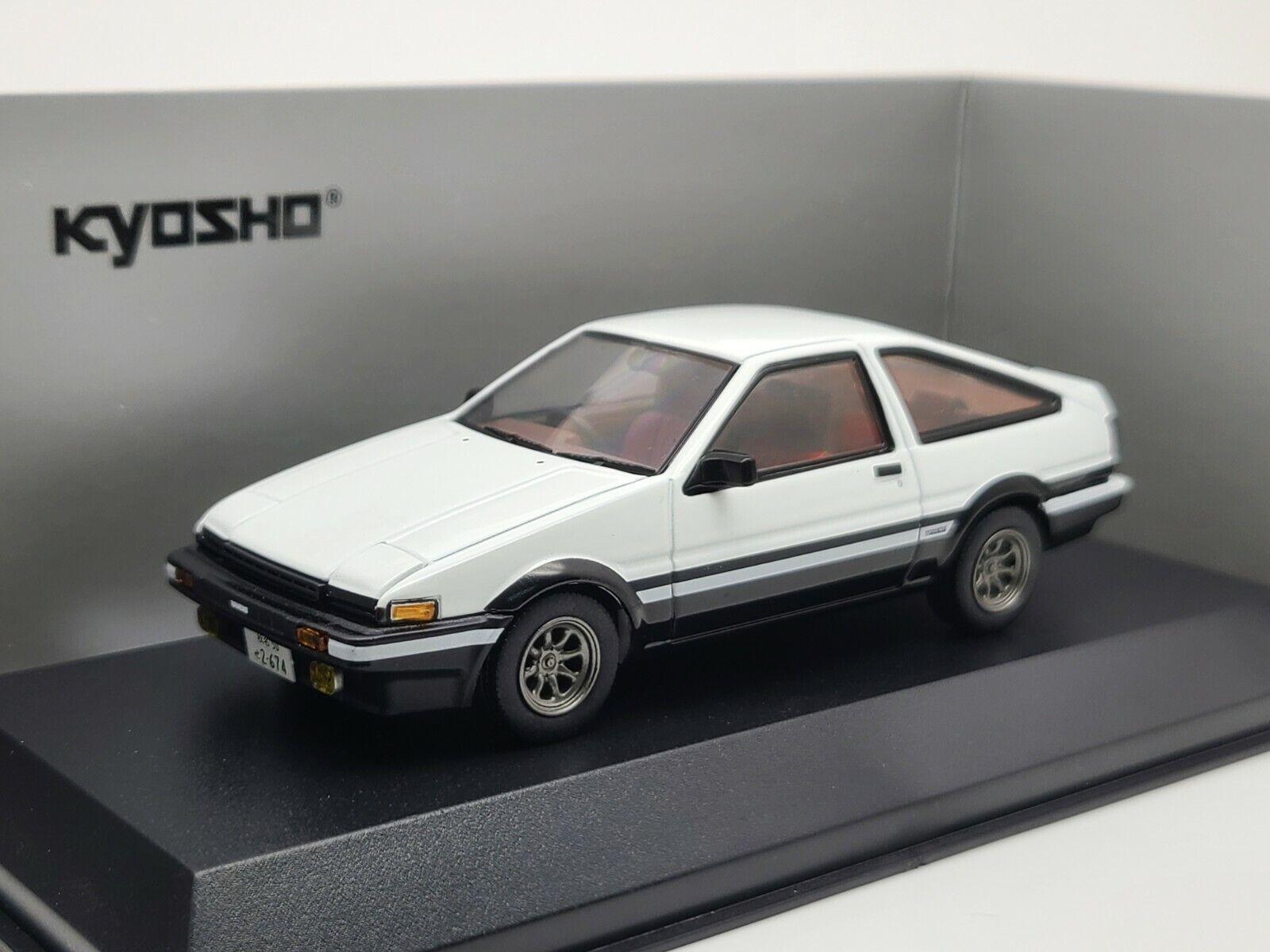 Kyosho Original 1//43 Initial D Toyota Sprinter Trueno KS03892D