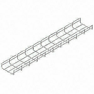 CF54//150EZ CABLOFIL Steel Wire Mesh Cable Tray,6x2In,10 Ft