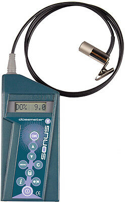 Castle GA257L - Data Logging Industrial Noise Dosemeter