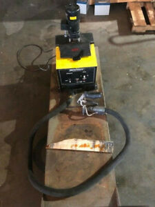 Slautterback Model LS 10G Glue System In Good Working Condition Used