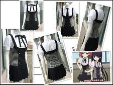 Inu x Boku SS Shirakiin Ririchiyo Karuta Roromiya cosplay costume