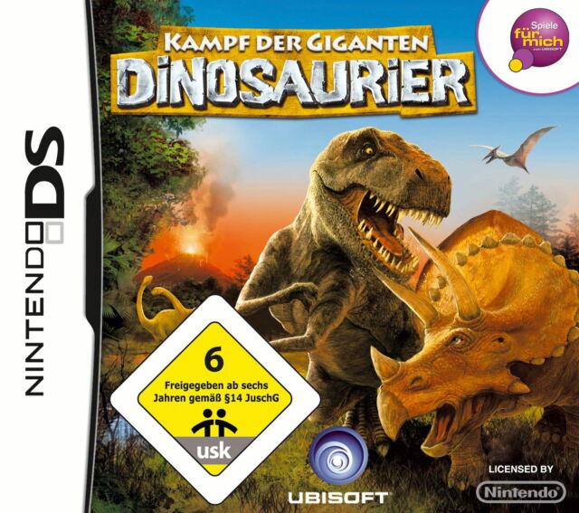 Kampf der Giganten: Dinosaurier (Nintendo DS, 2009)