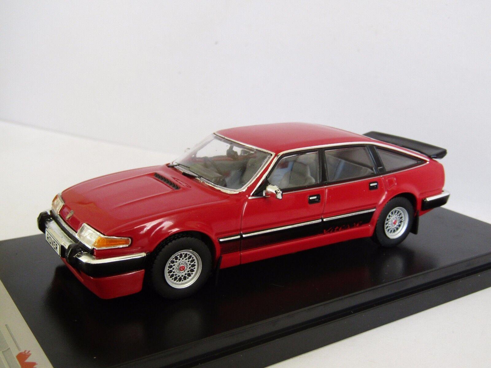 PREMIUM X (IXO) ROVER SD1 VITESSE 1980 RED 1 43 PRD085