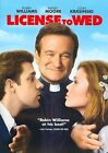 License to Wed 0085391160694 With Robin Williams DVD Region 1