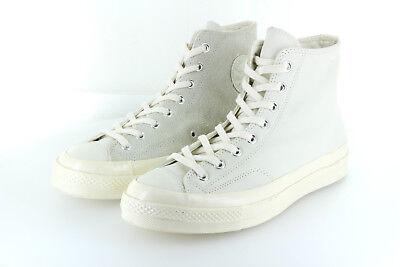 Converse Chuck Taylor AS Hi 70s White Egret Limited Edition Leder 42,5 43,5 US9 | eBay