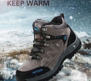 Trail-Chaussures-De-Randonnee-Hommes-Bottes-Athletic-impermeable-exterieure-antiderapante-Cheville