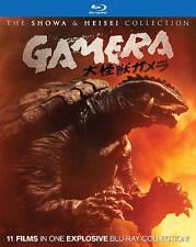 Gamera HD Bundle Collection [Blu-ray] - All 11 Gamera films: Gamera: The Giant M