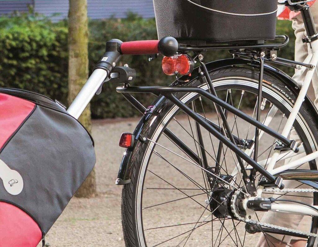 Andersen bicicleta remolque - - embrague tura Shopper bicicleta embrague compra trolley