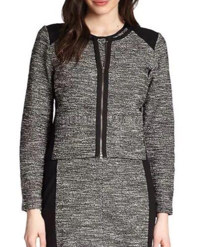 Eileen Fisher Dress Jacket Suit Set Tweed Two piec