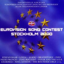 Eurovision Song Contest 2000 Stockholm Linda, Ines, Alsou, Nicki French, .. [CD]