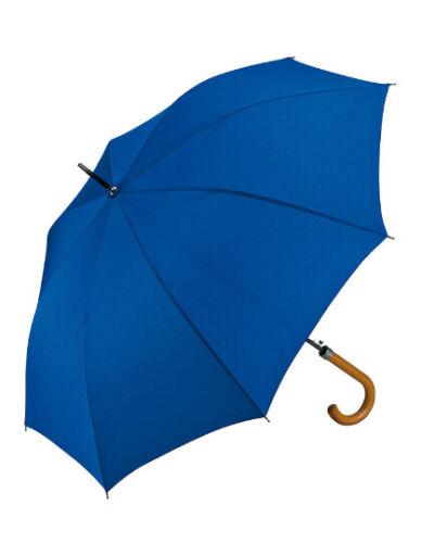 Schirm Regenschirm Automatik Stockschirm 105cm Holzgriff FARE 1162 NEU