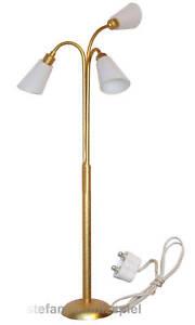 stehlampe 3 flammig f r puppenhaus beli beco 841 ebay. Black Bedroom Furniture Sets. Home Design Ideas