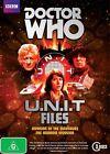 Doctor Who - U.N.I.T Files (DVD, 2012, 3-Disc Set)