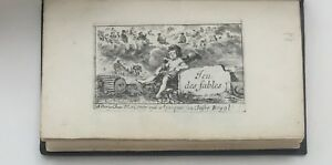 Le Jeu Des Fables Louis Xiv Della Bella 1644