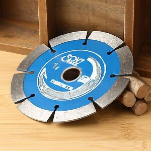 Marble Granite Tile Diamond Cutting Grinding 8 Segment Saw Blade Disc Wheel Tool Ebay