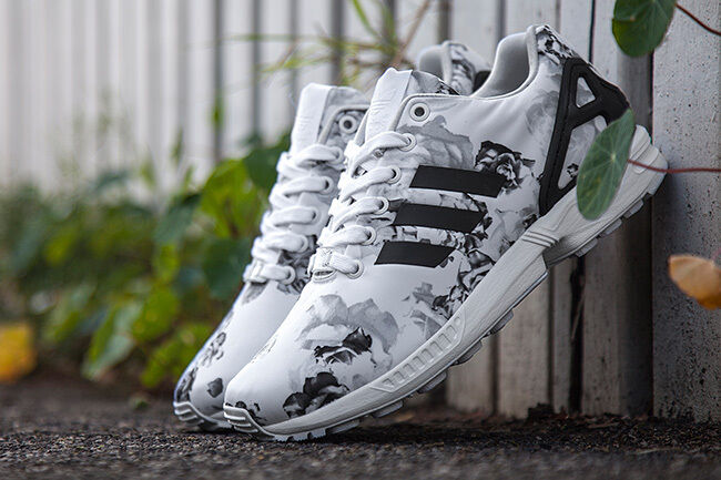 ADIDAS ORIGINAL ZX FLUX WOMEN'S RUNNING TRAINING SHOES 100% AUTHENTIC