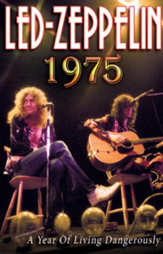 Led Zeppelin: 1975 DVD (2012) Led Zeppelin ***NEW***